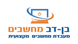 ben dov computers logo
